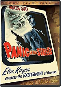 """Cover of """"Panic in the Streets (Fox Film ..."""