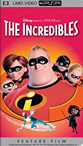 """Cover of """"The Incredibles [UMD for PSP]"""""""