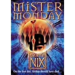 Mister Monday (The Keys to the Kingdom)