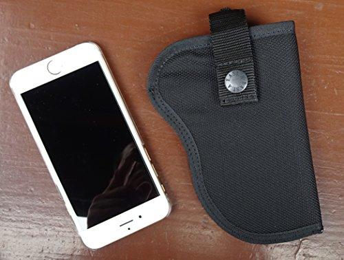 ★iPhone 6 スマホホルスター特殊部隊【ブラック】404-BK