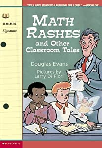 """Cover of """"Math Rashes"""""""