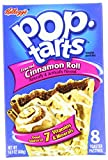 Kellogg's Pop-Tarts Cinnamon Roll, 8 ct, 14.1 oz