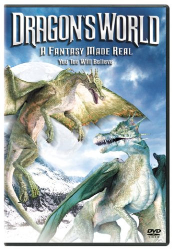 Image of Dragon's World DVD cover