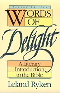 "Cover of ""Words of Delight: A Literary In..."