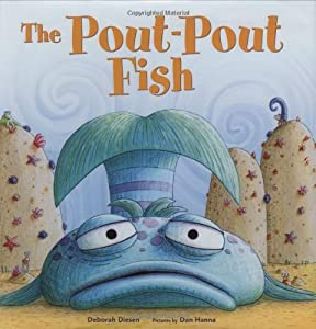 "Cover of ""The Pout-Pout Fish"""