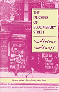 "Cover of ""The Duchess of Bloomsbury Stree..."