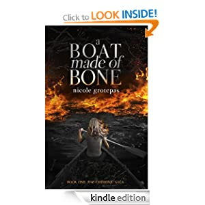 A Boat Made of Bone (The Chthonic Saga)