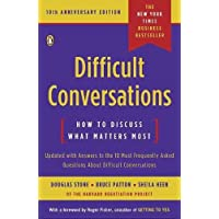 Book review: Difficult conversations