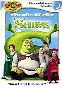 "Cover of ""Shrek (Full Screen Single Disc ..."