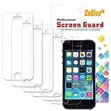 6 x EnGive Ultra Clear Displayschutzfolie Displayschutz Schutzfolie Folie für iPhone 5S 5C 5