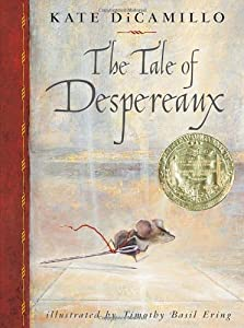 "Cover of ""The Tale of Despereaux: Being t..."