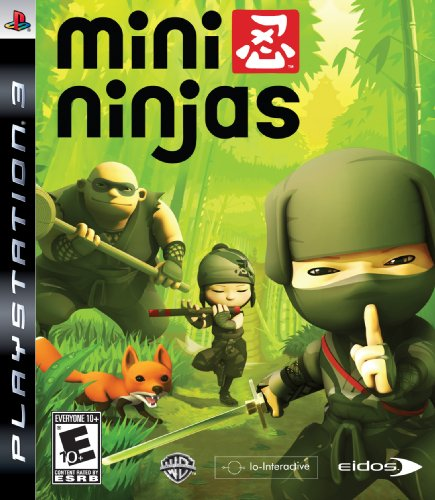 Mini Ninjas (PS3 輸入版 北米)