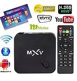 [New!!!] Monba MXV Android TV BOX Kodi fully loaded XBMC Amlogic S805 Quad Core 1GB/8GB Wifi LAN 4k tv blu ray player Kodi Player Streaming Media Player