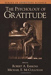 "Cover of ""The Psychology of Gratitude (Se..."