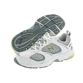 Womens New Balance WW 557 GY Walking Shoes