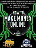 How to Make a Living Online - and How Not How to Make a Living Online - and How Not 51JlebaYHtL