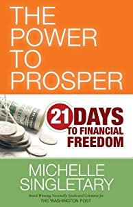 "Cover of ""The Power to Prosper: 21 Days t..."