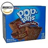 Kellogg's Pop Tarts Frosted Chocolate Fudge, 22 oz