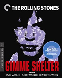 """Cover of """"The Rolling Stones - Gimme Shel..."""