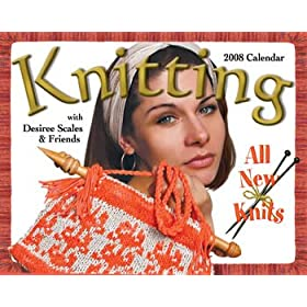 Knitting Calendar