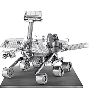 Amazon.com: Fascinations Metal Earth 3D Laser Cut Model ...