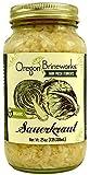 Organic Raw, Fermented Classic Sauerkraut, 25 Oz Economy Size