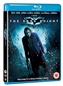 "Cover of ""Dark Knight [Blu-ray]"""