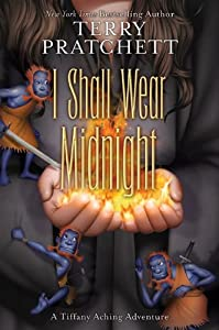 "Cover of ""I Shall Wear Midnight"""