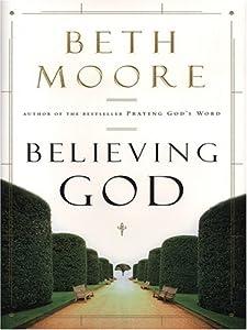 "Cover of ""Believing God (Walker Large Pri..."