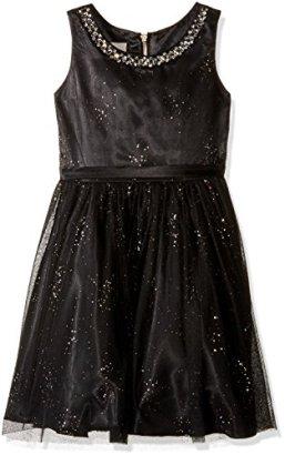American-Princess-Girls-Fireworks-Dress-with-Rhinestone-Neckline-Party-Dress