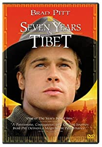"Cover of ""Seven Years in Tibet"""