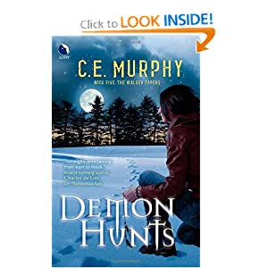 Demon Hunts (Walker Papers, Book 5)