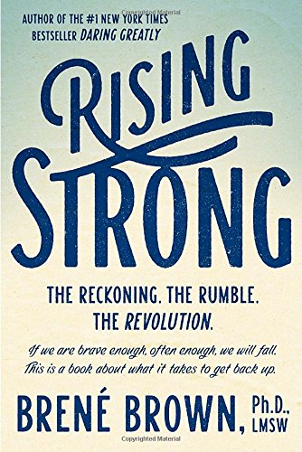 Brené Brown - Rising Strong epub book