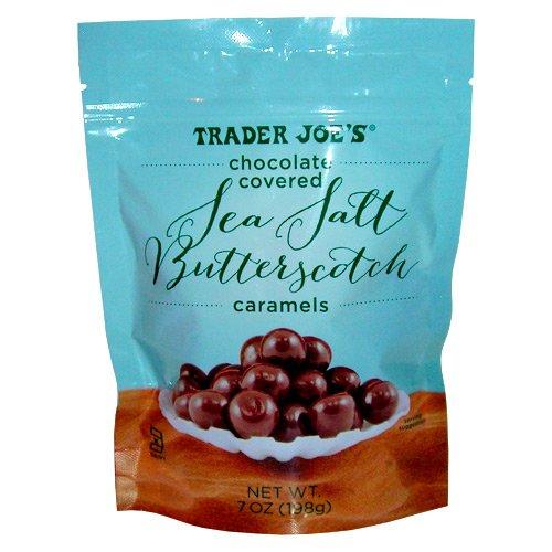 Joes Caramels Salt Trader Sea