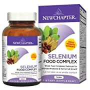 New Chapter Selenium Food Complex 90 Tablets