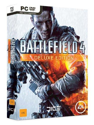 バトルフィールド 4 Deluxe Edition 【Amazon.co.jp限定】(コレクタブルスチールブックケース&バトルパック 3種DLC&China Rising 拡張パックDLC同梱)