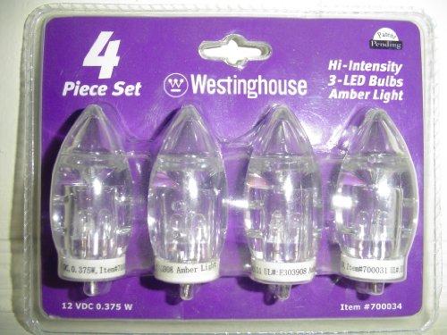 Menorah Light Bulbs
