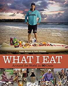 "Cover of ""What I Eat: Around the World in..."