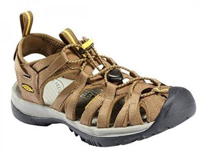 Keen-Whisper-Womens-Walking-Sandals-SS15-10-Brown