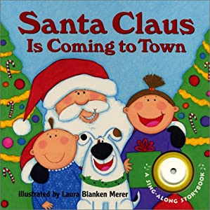 "Cover of ""Santa Claus Is Coming to Town (..."