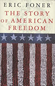 """Cover of """"THE STORY OF AMERICAN FREEDOM"""""""