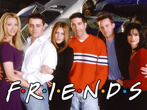 The One Where Monica and Richard are Just Friends