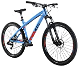 "Diamondback Bicycles Hook Hard Tail Complete Mountain Bike, 18""/Medium, Blue"