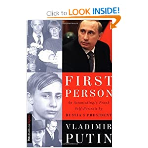 The Six Most Interesting Excerpts From Vladimir Putin S Autobiography Joshua Preston