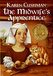 Cover of The Midwife's Apprentice Karen Cushman