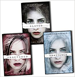 Image result for the slated trilogy