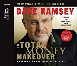 "Cover of ""The Total Money Makeover: A Pro..."