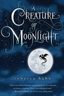 A Creature of Moonlight by Rebecca Hahn| wearewordnerds.com