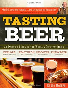 "Cover of ""Tasting Beer: An Insider's Guid..."