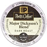 32 Count - Peet's Coffee Major Dickason Blend Single Cup Coffee for Keurig K-Cup Brewers